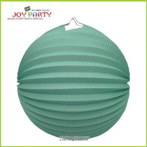 Tiffany Blue Mint Green Watermelon Paper Lanterns