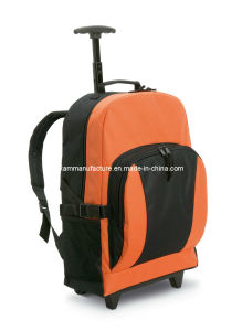 Rolling School Bag (KM5621) pictures & photos