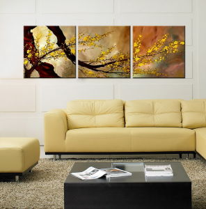 Decoration Canvas Oil Painting for Bedroom