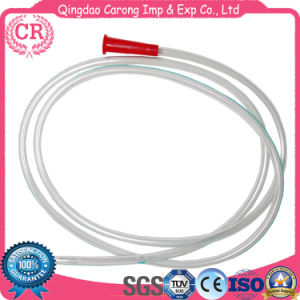 Medical Silicone PVC Transparent Stomach Tube for Feeding pictures & photos