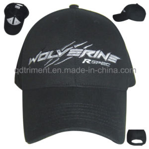 100% Cotton Twill Leisure Baseball Golf Cap (TMB04044) pictures & photos
