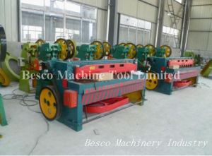 Q11 Series Mechanical Shearing Machine pictures & photos