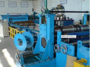 Jinan Huafei Stainless Steel Coil Slitting Line with Best Price pictures & photos