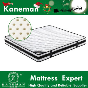 Sound off Latex Spring Mattress Star Hotel Mattress pictures & photos