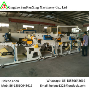 UV Adhesive Hot Melt Adhesive Coating Machine pictures & photos