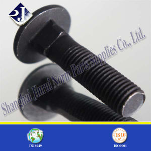 Low Carbon Stee Gr4.8 Carriage Bolt pictures & photos