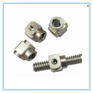 CNC Milling Machine Customized Aluminum Screw for Motor pictures & photos