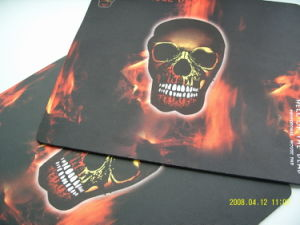 Custom Full Color Printing Anti-Slip Rubber Mouse Pad pictures & photos