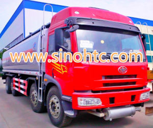 Hot Sale! 10 cbm Fuel tank truck FAW Refuel Truck pictures & photos