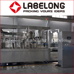Automatic Mineral /Spring /Drinking Water Bottle Filling Machine/Machinery pictures & photos
