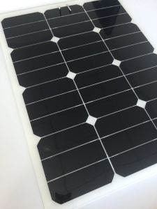 China Direct Wholesale Photovoltaic Cells Flexible Solar Panel 40watt 20.5V pictures & photos