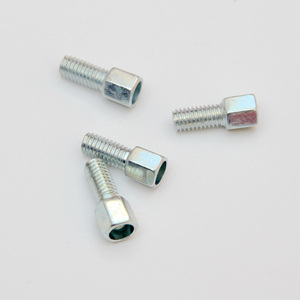 China Factory Nickel Plated Brass Screw pictures & photos