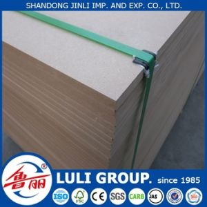 MDF Slotted Board /Slotted MDF Board From China Luli Group pictures & photos