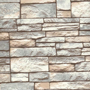 China 3d stone wallpaper 070602 china wallpaper pvc for 3d stone wallpaper for walls