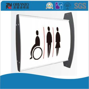 Aluminium Curved Wall Bracket Sign pictures & photos