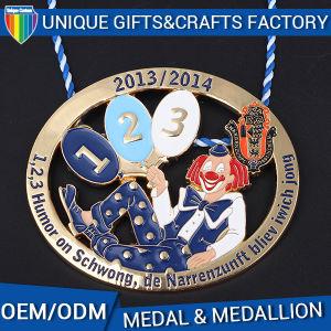 Maker Custom Festival Medal Beautiful Medallion Art pictures & photos
