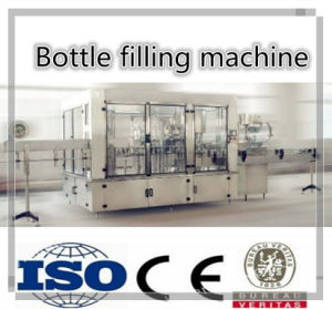 Best Quality and Price Bottle Filling Machine/Filling Machinery pictures & photos