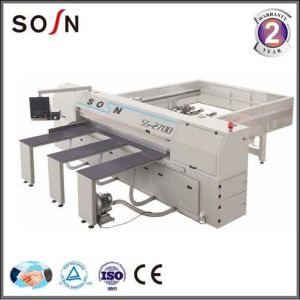 High Efficiency Wood Cutting Machine Computer Panel Saw (SS-2700) pictures & photos