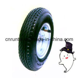 """8""""X2.50-4 Pneumatic China Cart Rubber Wheel pictures & photos"""