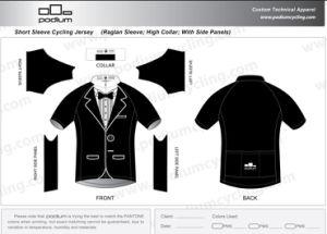 Bike Equipment High Quality Outdoor Sports Wear Custom Logo Cycling Suit