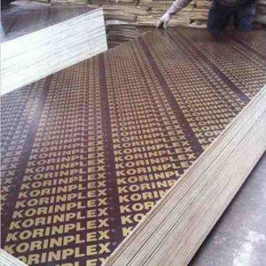 18mm Concrete Formwork Plywood for Constructions pictures & photos