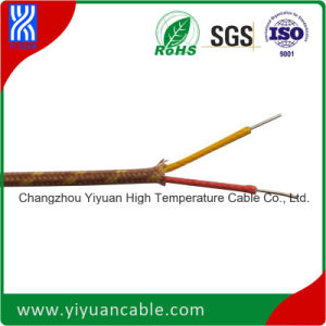 Omega Fiberglass/Fiberglass Cable for Thermocouples (Gg-K 0.5)