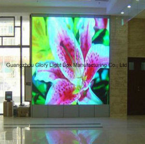 P4 Electronic Advertising Indoor Full Color LED Sign 640X640mm pictures & photos