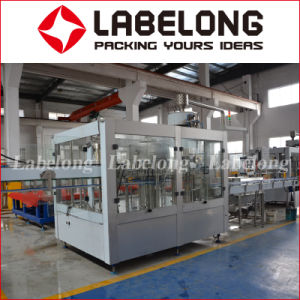 China Manufacture Green Tea Pet Bottle Filling Machine pictures & photos