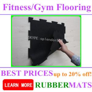 Competitive Price Shockproof Outdoor Indoor Rubber Floor Mat pictures & photos
