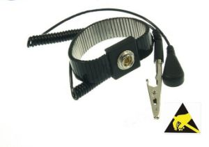 Metal Antistatic Wrist Strap 3W-3103A, B pictures & photos