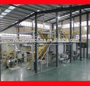 1600mm SSS Non Woven Fabric Making Production Line pictures & photos
