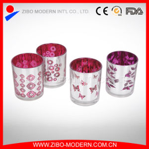 Wholesale Clear Wine Glass Candle Holders pictures & photos