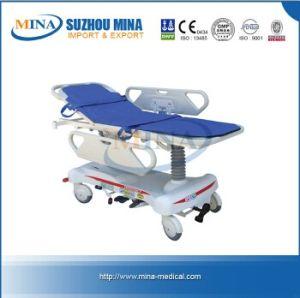 Luxurious Rise and Fall Stretcher Cart (MINA-111-A)