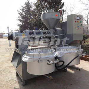 Finland Hot Selling Automatic Oil Expelling Machine