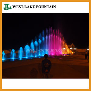 Hundreds of Meters Music Running Fountain in Congo pictures & photos