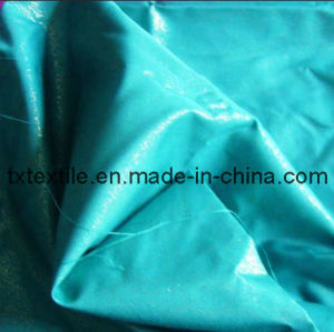 Polyester Pongee /Polyester Fabric (TX132)