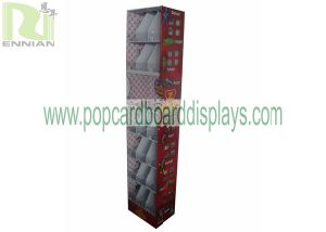 Cardboard Display Shelf for LED Solution Point of Sale Displays (ENFD003)