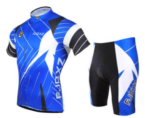 Custom Wholesale Team Race and Club Sports Jersey Cycling Wear pictures & photos