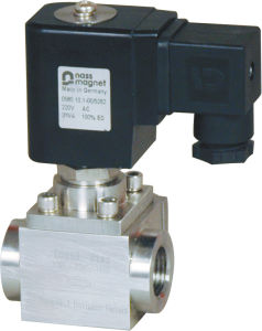 Ss High Pressure Solenoid Valve pictures & photos
