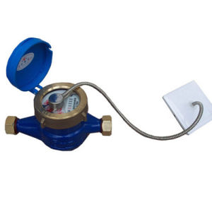 Abnormal Water-Use Analyze Direct Reading Water Meter pictures & photos