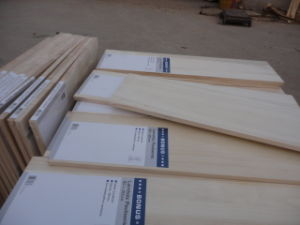 Paulownia Edge Glued Panels (EGP01)