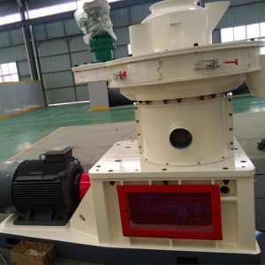 Large Scale Ring Die Vertical Dobule Sizes Grass Wood Sawdust Alfalfa Bamboo Granulate Machine pictures & photos