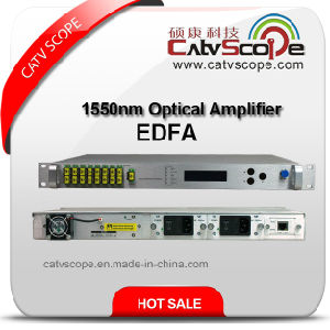 EDFA 1550nm Optical Amplifier pictures & photos