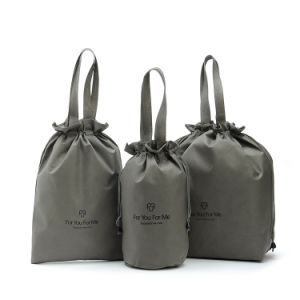 Gray Non-Woven Receive Bag pictures & photos
