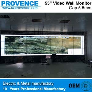 "55"" Samsung Panel Security System LCD Video Wall"