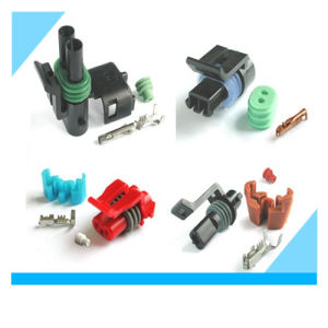 Automotive Car PA66 Wire Connector pictures & photos