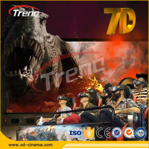 Hot Sale Amusement Park Equipment Truck Mobile 7D Cinema pictures & photos