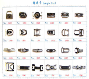 Metal Accessories for Shoes/Bags/Clothes (13523~13546) pictures & photos