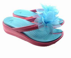 New Style EVA Flip Flops for Women pictures & photos