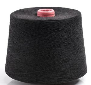 100% Polyester Ring Spun Yarn in Cationlic Yarn pictures & photos